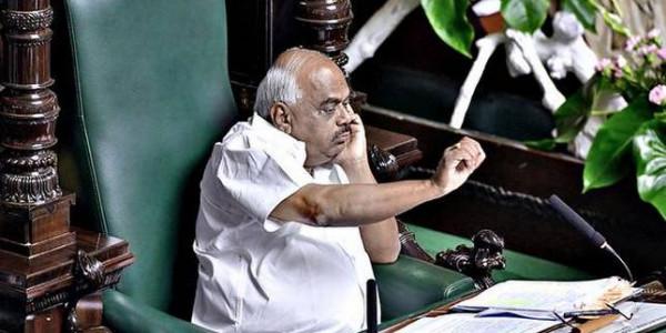 Speaker reserves ruling on legal sanctity of budget