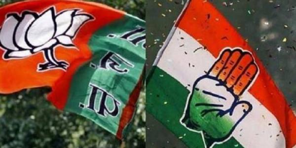 कांग्रेस ने लिया बीजेपी मुक्त बस्तर का संकल्प, BJP ने कहा- सपना देखने में दिक्कत क्या है?