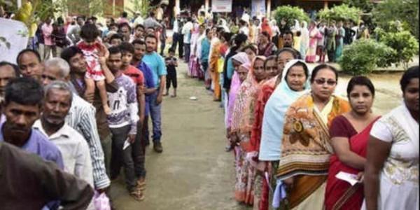 झारखंड विधानसभा चुनाव - तीसरे चरण का मतदान खत्म, 17 सीटों पर 61.1% वोट पड़े