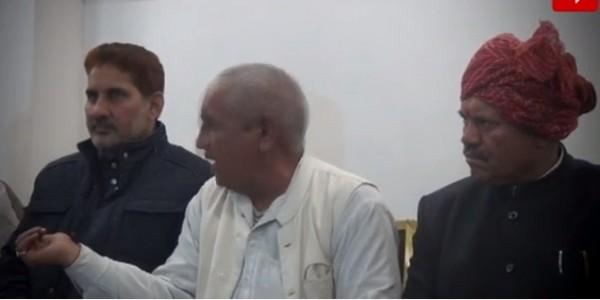 Tekram-Kandela-announced-he-will-not-fight-for-election