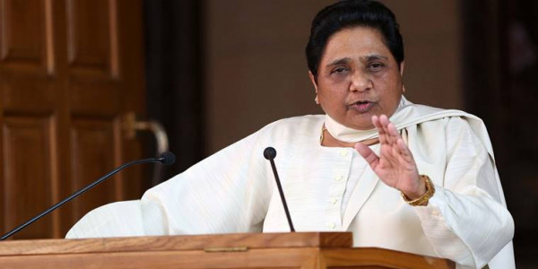 Press Conference Of Mayawati After Assembly Election Result
