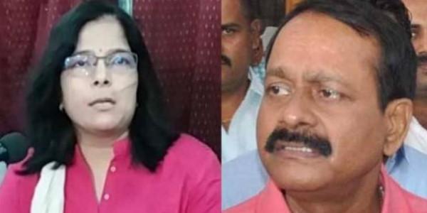 पोस्टमार्टम के बाद पती का शव लखनऊ ले जाऊंगी और मुख्यमंत्री कार्यालय पर धरना दूगीं: सीमा सिंह