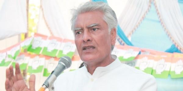 सनी देओल से चुनाव हारने के बाद सुनील जाखड़ ने दिया पंजाब कांग्रेस अध्यक्ष पद से इस्तीफा