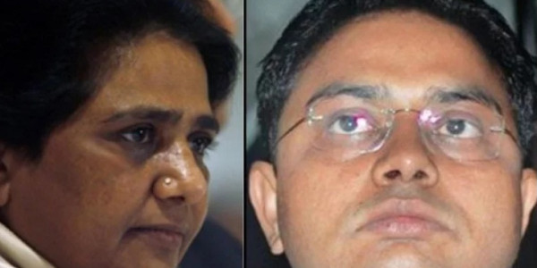 परिवारवाद के आरोप पर माया का जवाब, भाई को राष्ट्रीय उपाध्यक्ष पद से हटाया