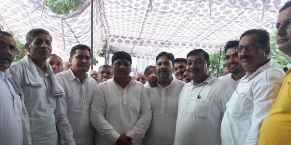पेहवा में होने वाली रैली प्रदेश सरकार की जड़े उखाड़ कर फेंक देगी : -  रघुबीर संधू