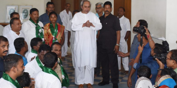 Over 50 BJP, Congress Workers Join BJD Today