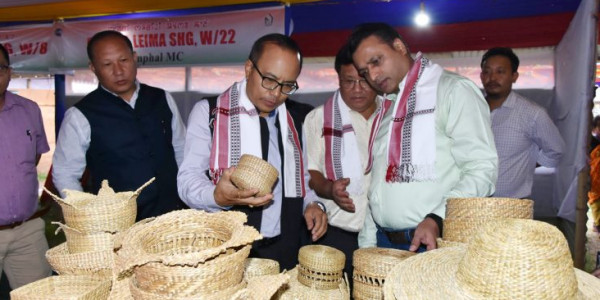Second Shehtri Samridhi Utsav Mela begins in Manipur