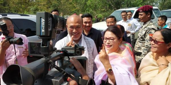 manipur cm vote
