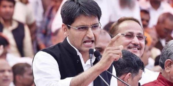घमंड के घोड़े पर सवार है प्रदेश की मनोहर सरकार : दीपेंद्र हुड्डा