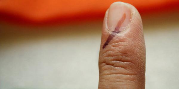 19 साल में सबसे कम मतदान, 65.75 फीसदी लोगों ने डाले वोट