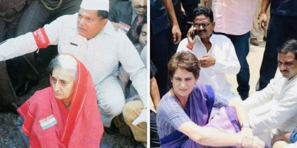 इंदिरा जैसा संघर्ष तो प्रियंका ने किया लेकिन कब खड़ी होगी कांग्रेस?