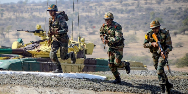 India, China to hold joint military drill in Meghalaya in December