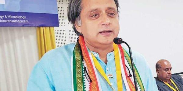 Shashi Tharoor not a person to be pushed into Fascist fold: IUML Kerala secretary MK Muneer