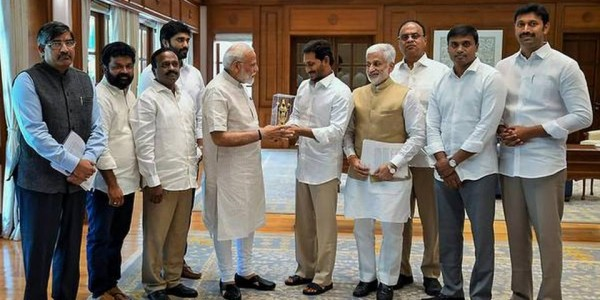 Could only request, not demand PM for SCS to Andhra, says Jagan Reddy