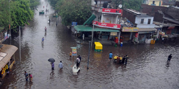 South Gujarat gets unseasonal rainfall from Cyclone Maha; All agri procurement suspended by state govt