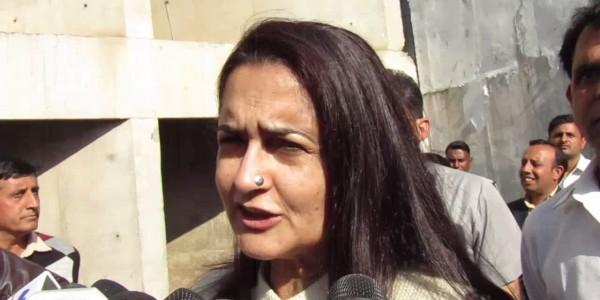 kiran-choudhary-comment-on-kalraj-mishra-statement