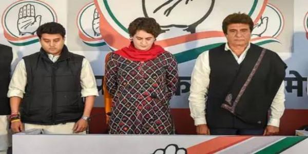 राजबब्बर से नाराज़ प्रियंका गांधी, कहा- पार्टी की बदतर हालत के लिए वही ज़िम्मेदार!