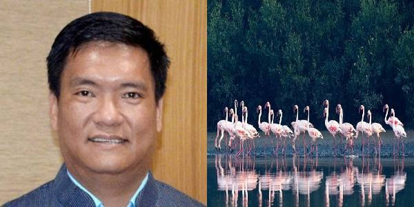 Arunachal Pradesh CM Concerned about Decreasing Wetlands in the State