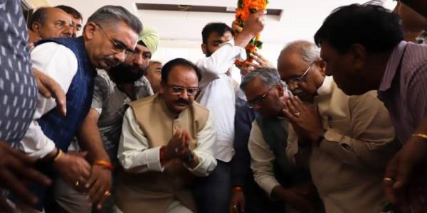 उत्तराखंड के पूर्व सीएम खंडूड़ी से तय होती रही दिवंगत भाजपा नेता उमेश की सियासी हैसियत