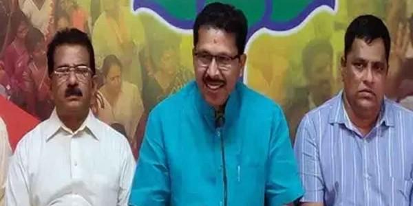 Sanjeeva Matandoor: Congress-JD (S) coalition has failed the people of Karnataka