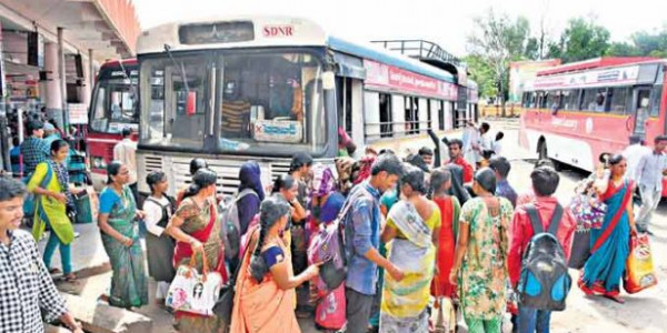 TSRTC to manage a full fleet in few days