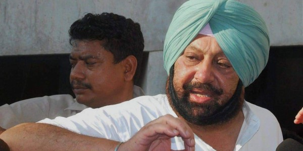 Amarinder government ignoring Punjab's water management: AAP