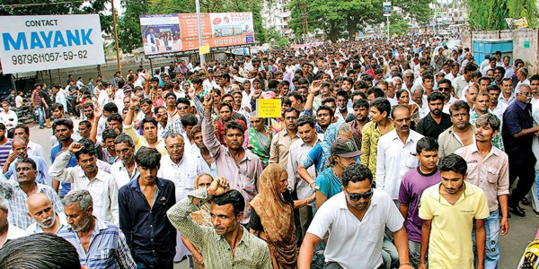 Ahead of Maharashtra assembly polls, Vanjari community launches stir for quota hike