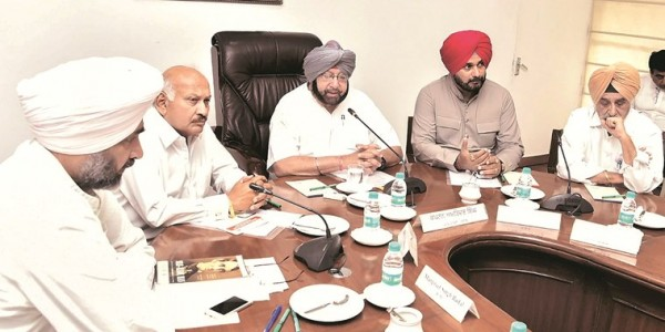 solicits-suggestions-from-majha-mlas-as-part-of-pre-budget-consultations-with-party-mlas