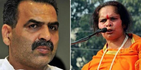मुज़फ़्फ़रनगर दंगा: भाजपा सांसद संजीव बालियान और साध्वी प्राची के ख़िलाफ़ ग़ैर-ज़मानती वारंट