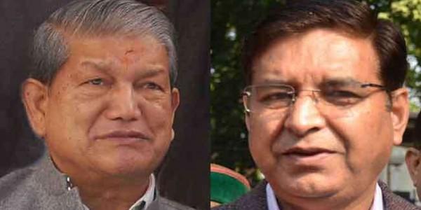 हरीश रावत और प्रीतम सिंह नहीं डाल पाए वोट
