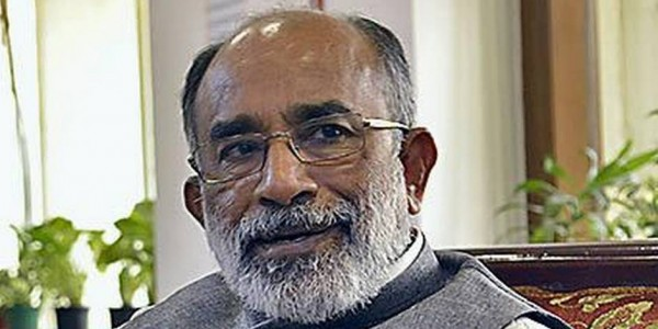 Kerala Govt. sends back Alphons' request for VIP security