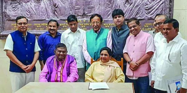 Chhattisgarh: BSP snaps ties with Ajit Jogi's party