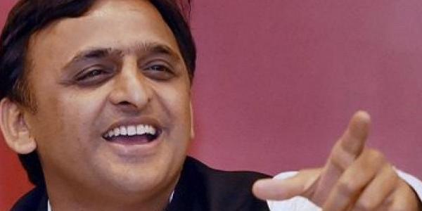 अखिलेश यादव ने किया भाजपा पर तंज वाला ट्वीट