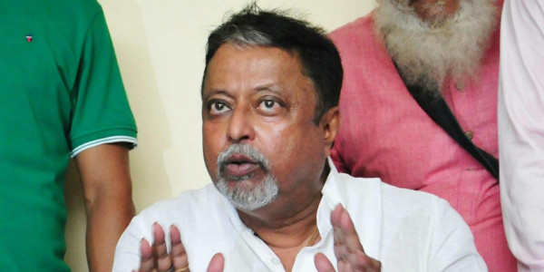 BJP Leader Mukul Roy Gets Interim Protection Till 8th Nov in Bribery Case
