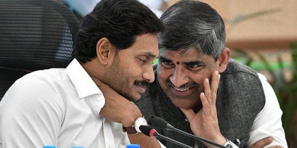 Jagan for transparent, corruption-free governance