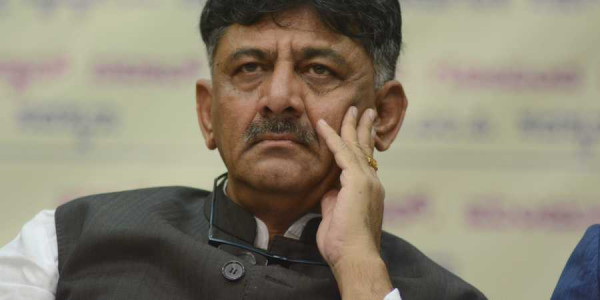 CBI to File FIR Against DK Congress' DK Shivakumar