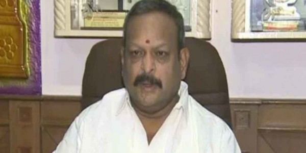 Kolagatla Veerabhadra Swamy resigns to MLC post