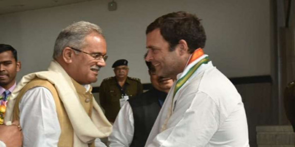 जल्द से जल्द राहुल को लेनी चाहिए पार्टी अध्यक्ष की जिम्मेदारी: भूपेश बघेल