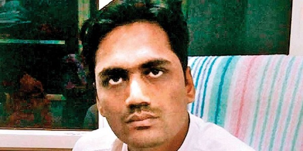 Evading arrest in sedition case, Alpesh Katheriya held in Surat