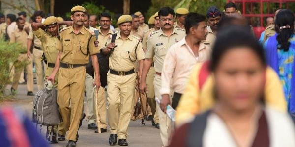16,000 constables to be recruited in Karnataka police in two years: Basavaraj Bommai