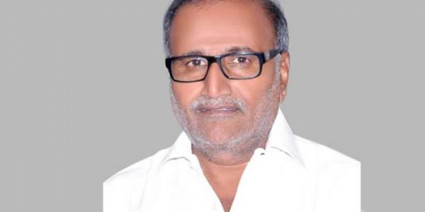 'Govt is yet to take off,' says Venkata Rao Nadagouda
