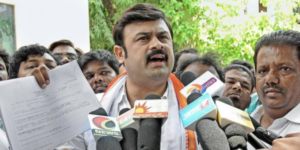 Pollachi case: TNCC leader denies knowing accused