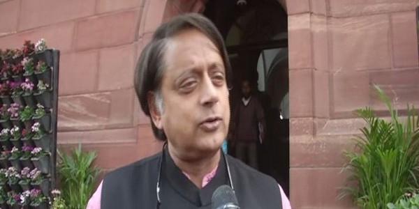 Don't Rush to Condemn: Shashi Tharoor on Telangana Encounter