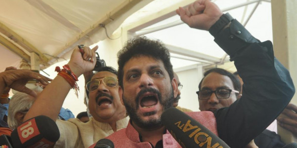 Making Vande Mataram mandatory for Maharashtra students: Tempers flare at legislature