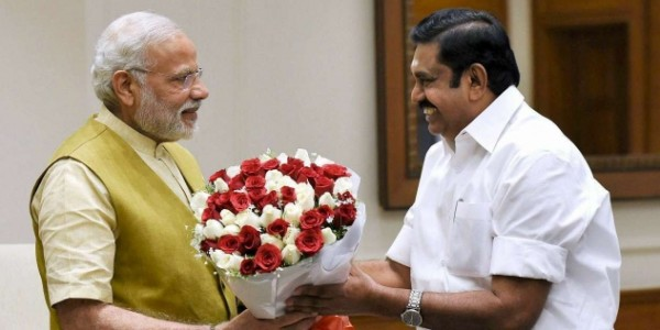 Chance for AIADMK getting berth in Modi Cabinet: Tamil Nadu Minister