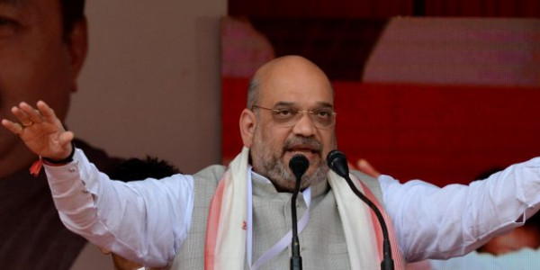 BJP national president Amit Shah to sound LS poll bugle on Jan 5