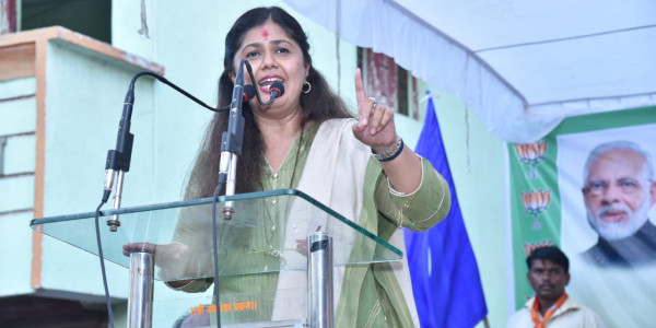 Pankaja Munde is not leaving BJP: Chandrakant Patil