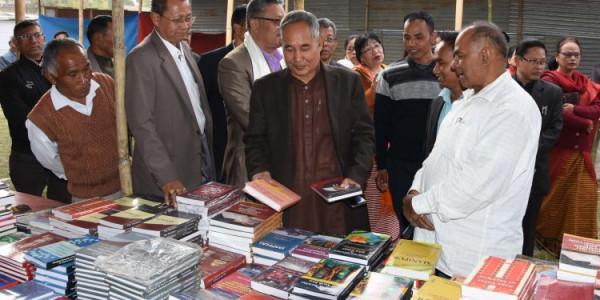 27th Imphal Book Fair kicks off
