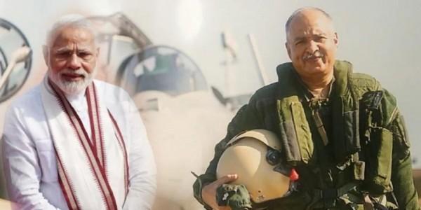 पीएम मोदी के रडार वाले बयान का अब वायुसेना ने भी किया समर्थन