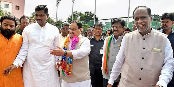 BJP dares TRS to order judicial probe into projects